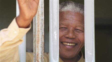 Nelson Mandela s Prison Adventures : Parallels : NPR
