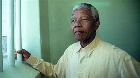 Nelson Mandela s Prison Letters:  One Day I Will Be Back ...