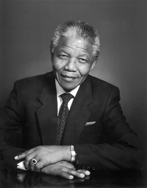 Nelson Mandela – Yousuf Karsh