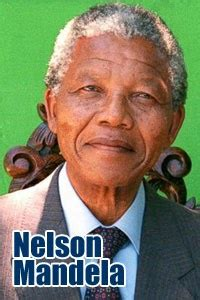 Nelson Mandela Short Biography   460 Words