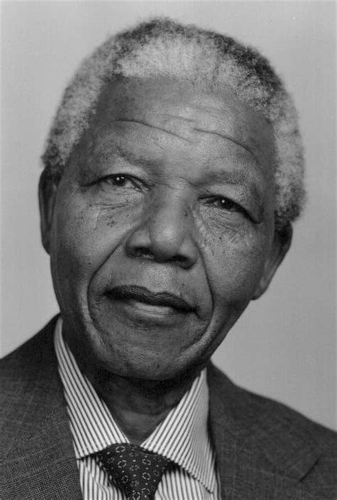 Nelson Mandela: some thoughts