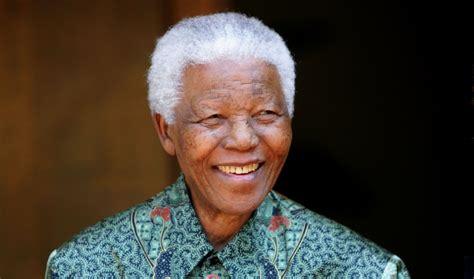 Nelson Mandela, South Africa s first black president in ...