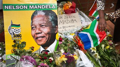 Nelson Mandela, South Africa s Greatest Hero, Passed Away ...
