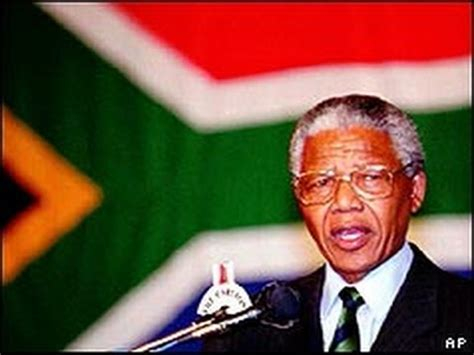 Nelson Mandela   Speech after election as President in ...