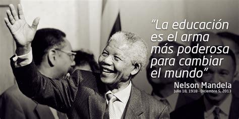 Nelson Mandela: Su vida en fotos y frases célebres   Canal 1