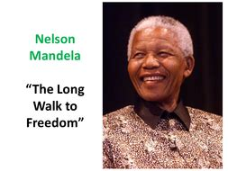 Nelson Mandela | Teaching Resources