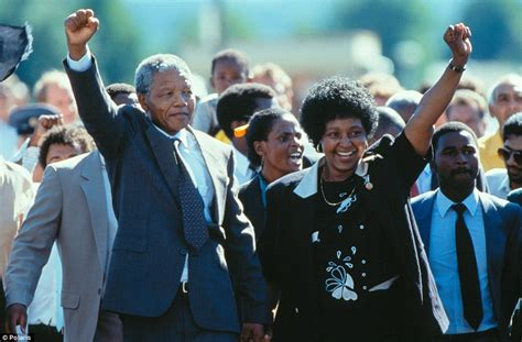 NELSON MANDELA: THE ANTI APARTHEID FIGHTER WHO WENT TO ...