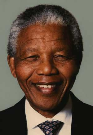 Nelson Mandela   The End of Apartheid in South Africa ...