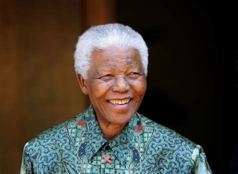 Nelson Mandela, the man who brought South Africa out of ...