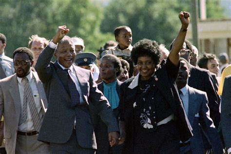 Nelson Mandela: The political prisoner who would change a ...