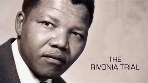 Nelson Mandela: The Rivonia Trial   YouTube
