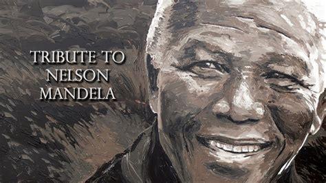 Nelson Mandela Tribute   Timeline  1918   2013    YouTube