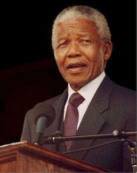 Nelson Mandela: Un hombre de grandes ideales.