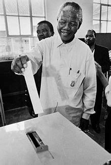 Nelson Mandela   Wikipedia