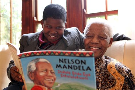 Nelson Mandela: Young People — Google Arts & Culture