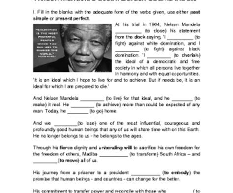 Nelson Mandela's Death: Barack Obama Tribute