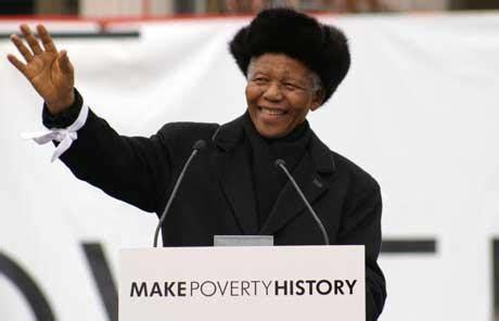 Nelson Mandela's Leadership and Inspiration   Global Sherpa