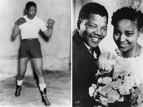 Nelson Mandela's life in photos   National Post
