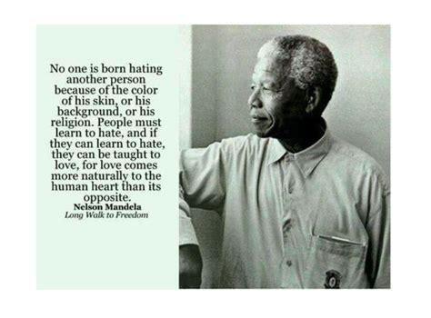 NELSON MANDELA'S LONG WALK TO FREEDOM | Desertpeace