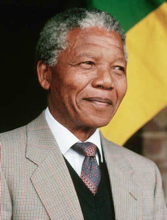 Nelson Rolihlahla Mandela: First Black President of South ...