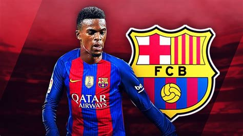 NELSON SEMEDO 2017 Welcome To FC Barcelona Skills & Goals ...