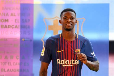 Nelson Semedo Barcelona: Man Utd transfer target in dig at ...