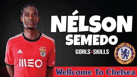 Nelson Semedo   Goal   Speed   Skills 2015   2016 l ...