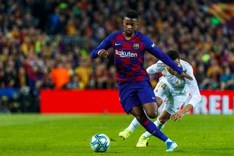 Nelson Semedo Nearing FC Barcelona Exit After Club's ...