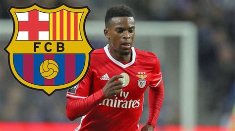 NELSON SEMEDO WELCOME TO BARCELONA Best Defensive Skills ...