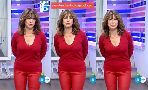 Nenalandia tv: Ana Rosa Quintana   29/01/16   PANTALÓN CUERO