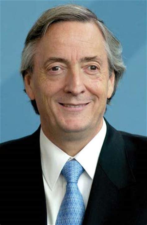 Nestor Kirchner | biography   president of Argentina ...