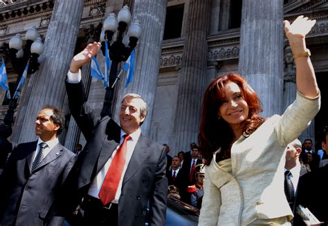 Nestor Kirchner en el inicio de Sesiones Ordinarias, 2006 ...