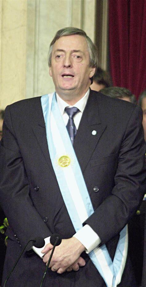 Néstor Kirchner   Wikiquote