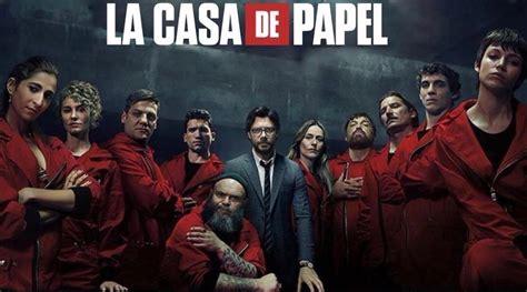 Netflix Announces Season 4 Date For 'Casa De Papel'  Money ...