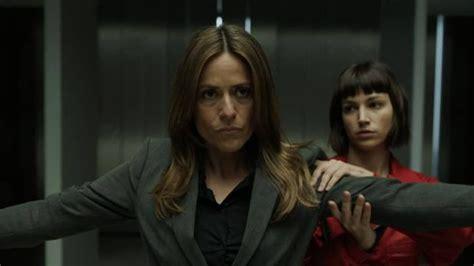 Netflix anuncia la tercera temporada de «La casa de papel ...