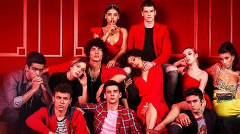 Netflix confirma la salida de 5 personajes de  Élite ...