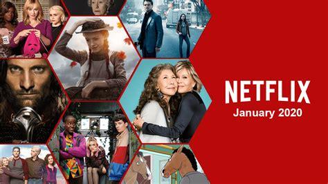 Netflix: conocé los estrenos de enero de 2020