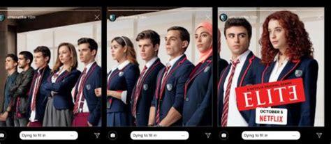 Netflix divulga trailer da segunda temporada da série  Elite