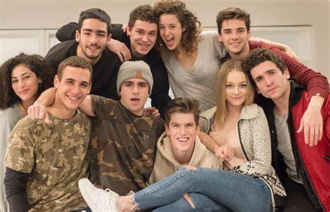 Netflix elige a los jóvenes de Élite en España   Televisión
