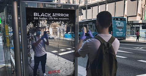 Netflix fait de notre réalité la 6ème saison de Black Mirror