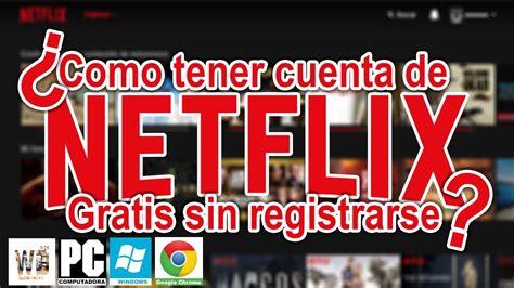 Netflix Gratis Noviembre 2016   Sin Registrarse   Sin ...