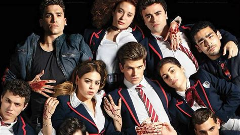 Netflix hace oficial la tercera temporada de  Élite