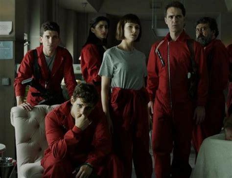 Netflix: La casa de papel inicia su tercera temporada ...