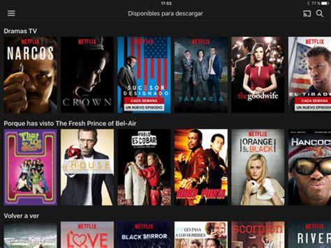 Netflix modo offline, primeras impresiones: peligro ...