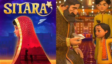 Netflix Original  Sitara: Let Girls Dream  displays ...