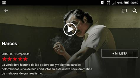 Netflix para Android ya funciona en España