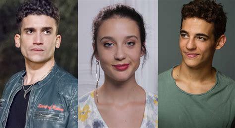 Netflix presenta al elenco de ÉLITE, su segunda serie ...