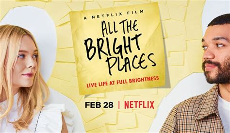 Netflix s  All the Bright Places   2020  Review: A ...