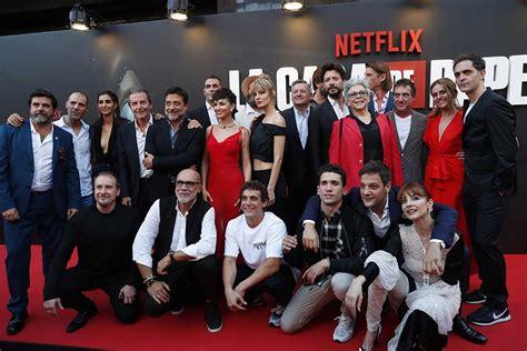 Netflix: 'La casa de papel' continúa y hay Úrsula Corberó ...