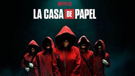 Netflix sorprende con una nueva versión de 'La Casa de papel'
